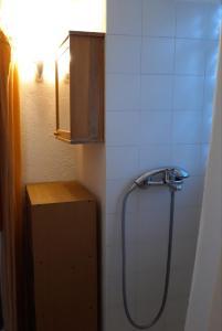 Salle de bains dans l'établissement T2 Corté