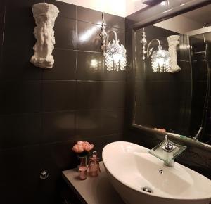Apollo Suiteにあるバスルーム