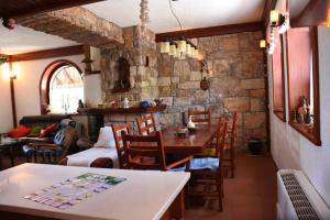 A restaurant or other place to eat at Villa Serz