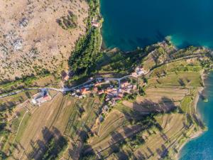 A bird's-eye view of Holiday home Marija