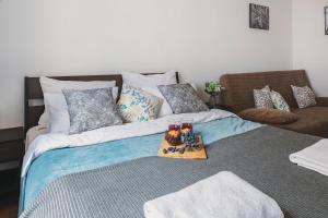 Lova arba lovos apgyvendinimo įstaigoje P&O Apartments Mokotów