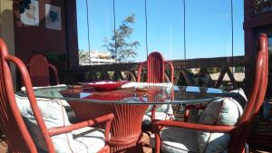 A restaurant or other place to eat at Valle del Este Golf Resort