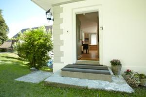 The facade or entrance of Restaurant Attisholz