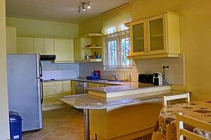 A kitchen or kitchenette at Ilot Residence