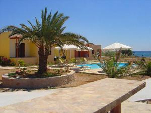 The swimming pool at or near Akti Villas