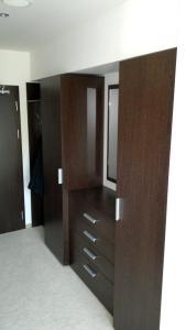 TV a/nebo společenská místnost v ubytování Panorama Rent - deluxe apartman