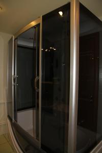 A bathroom at Usadba Znamenka