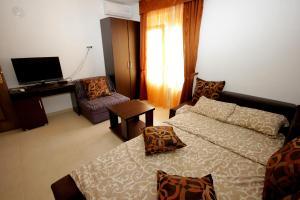 Krevet ili kreveti u jedinici u objektu Apartmani MEB 2