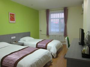 Dushi 118 Hotel Yantai University