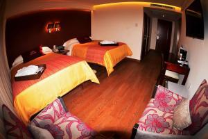 Hotel Victoria Poza Rica