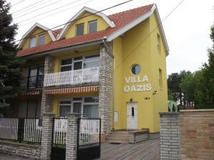 Villa Oázis Siófok