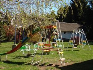 Children's play area at Complejo Turistico Villa Azul