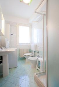 Koupelna v ubytování Residence Le Caravelle Deluxe