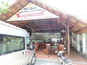Saigon Cafe, Mui Ne, Vietnam
