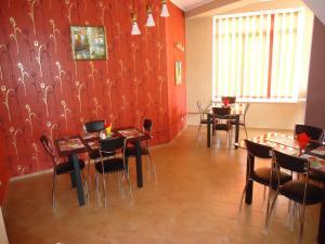 Na Belih Akatsiy Guest House