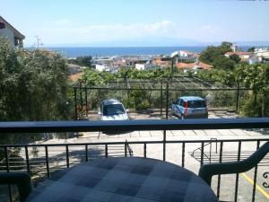 Balcon ou terrasse dans l'établissement Vogiatzis Rooms