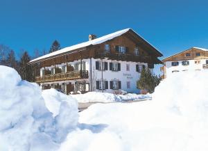 Landhaus Brigitte im Winter