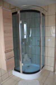 A bathroom at Apartament