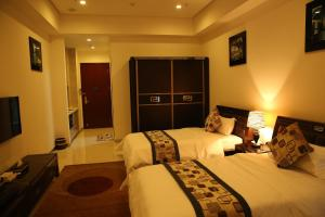 Yonk Hotel Apartment Railway Station Xi Wan Branch