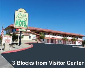 Picture of High Desert Motel Joshua Tree National Park