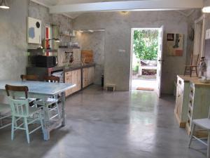 A cozinha ou kitchenette de Quinta D'Água