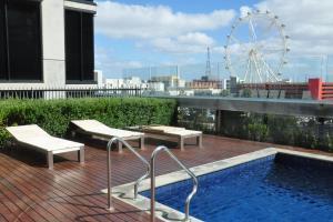 Condo Hotel AMD - New Quay Docklands, Melbourne, Australia ...