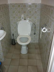 Een badkamer bij Apartment Orion 14