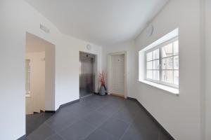 Eine Fassade oder ein Eingang zu Apartment Soukenicka