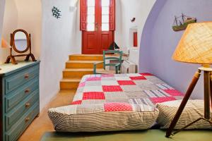 A bed or beds in a room at 3Arches
