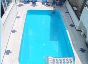 Πισίνα στο ή κοντά στο Στούντιο Σένια
