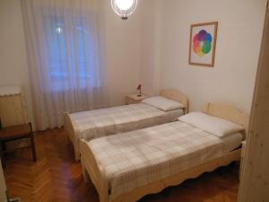 A bed or beds in a room at Casa al Sole