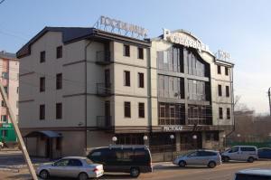 Residentsiya Hotel