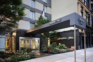 Hampton Inn Manhattan New York Ny Booking Com
