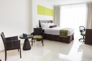 Hotel Latitud 15