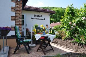 Hotel Haus Orchideental Jena