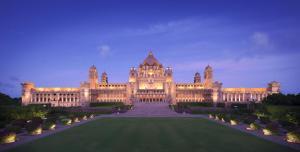 ★★★★★ Umaid Bhawan Palace, Jodhpur, India