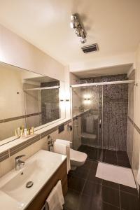 Kúpeľňa v ubytovaní Zuckmann Villa