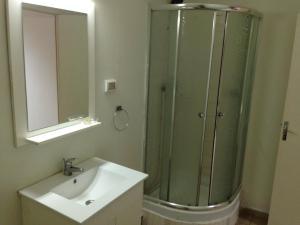 Ein Badezimmer in der Unterkunft Residence Sandervalia