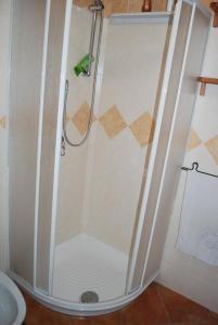 A bathroom at Apartment Bouganvilles