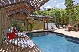 The swimming pool at or near Wailea Inn