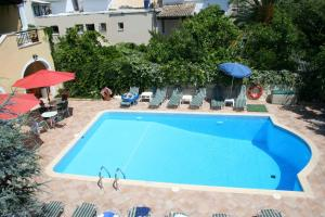 A view of the pool at Balaris Apartments or nearby