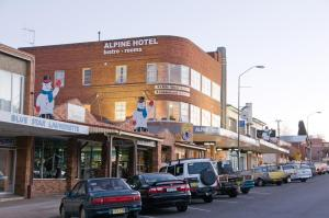 The Alpine Hotel