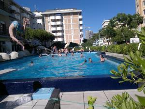 Hotel Amalfi Italien Lido Di Jesolo