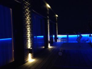 The swimming pool at or near Penthouse William
