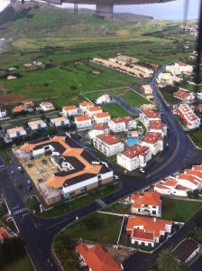 Bird's-eye view ng Paraiso Dourado