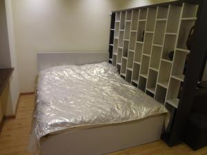 A bed or beds in a room at Studio-Apartment Komitas