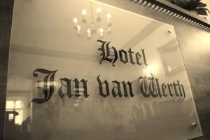 揚凡韋特酒店 (Hotel Jan van Werth)