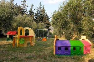 De kinderspeelruimte van Vardis Olive Garden