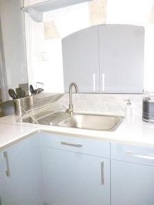 Virtuvė arba virtuvėlė apgyvendinimo įstaigoje Le Nid De La Loire