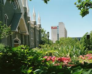 Picture of Salt Lake Plaza Hotel at Temple Square
